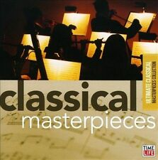 CLASSICAL MASTERPIECES (Time-Life Collection) 3 CD SET [B38]