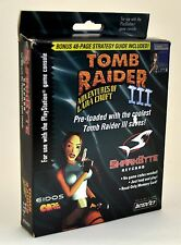 NEW Interact SV655A SharkByte Keycard Playstation Tomb Raider III Game Cheat PS1
