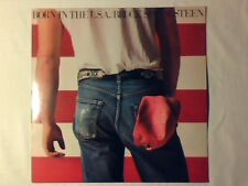 BRUCE SPRINGSTEEN Born in the Usa lp HOLLAND CLARENCE CLEMONS LITTLE STEVEN