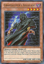 1x Gravekeeper's Assailant - LCYW-EN189 - Ultra Rare - 1st Edition YuGiOh NM LC0