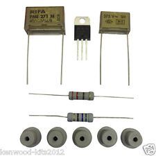 Kenwood Chef A901 901P Evox Rifa Motor Repair Kit Includes Feet And Guide.