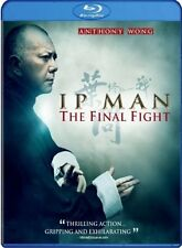 IP MAN : THE FINAL FIGHT   -  Blu Ray - Sealed Region free for UK