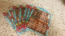 X7 Benefit Cosmetics Dew the Hoola Soft Matte Liquid Bronzer Sample Card Lot / 7