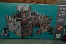 Build your own medieval castle Fort knights dragons