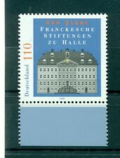 Allemagne -Germany 1998 - Michel n. 2011 -  Fondation Francke  **