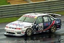 Peter Brock  Mark Skaife 1997 6x4 PHOTO PRINT V8 Supercars HOLDEN BATHURST 05