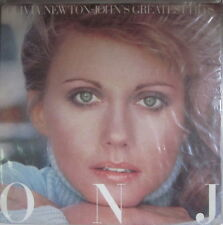 Olivia Newton John LP Record Vinyl Greatest Hits Album