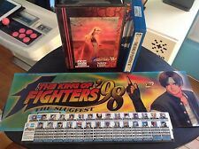 King of Fighters 98 MVS NeoGeo SNK