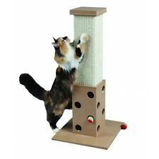 SmartCat Cat Tall Sisal Scratcher - Ultimate Scratching Post Scratch N Play Pole