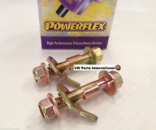 VW GOLF MK3 GTI VR6 CAMBER POWERFLEX POWERALIGN CAMBER BOLT KIT CL SYNCRO