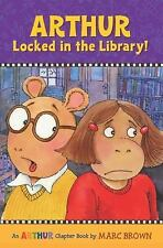 Arthur Locked in the Library!: An Arthur Chapter Book (Marc Brown Arthur Chapter