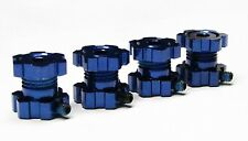 Summit HEX HUBS 5353 (nuts splined 17mm E-revo E-maxx brushless 3.3 Traxxas 5607