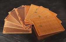 50 Pcs 9x7cm PCB Prototyping Perf Boards Breadboard