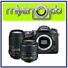 Nikon D7100 18-55mm + 55-300mm + 8GB + Bag