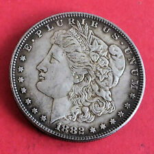 USA 1882 MORGAN SILVER DOLLAR