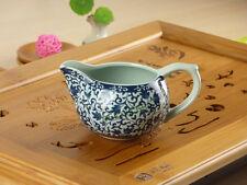 Cherry Leaves Porcelain Gongfu Cha Hai Tea Pitcher 120ml 4fl. oz * Free Shipping