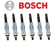 6 OEM Plugs Diesel Engine Glow Plug Set kit for Mercedes 300sd 350sd 350sdL s350