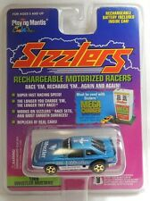 1989 Whistler Mustang Blue 1996 Playing Mantis Sizzlers Stock Race Car New PKG