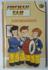 fireman sam #9 sams brass band - fireman sam 1991 book