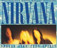 Nirvana, Smells Like Teen Spirit, Excellent Single, Import