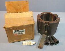 Dodge 117440, Used Rusting & Pitting Taper Lock Bushing 4545 x 4-7/16 KW
