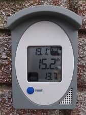 Electronic Maximum And Minimum Thermometer For Schools
