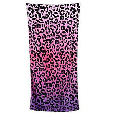 leopard print Beach Towels Sex Big Size Bath towels Fashion Hot 2016 New