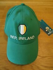 REP. IRELAND   [ EURO 2012 POLAND- UKRAINE ] BASEBALL CAP.