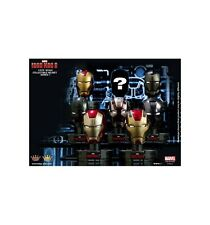 King Arts DHS-S1 Iron Man 3 - Set Casque 1/5 Serie 1