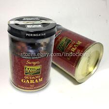 Gudang Garam Surya Tins Kretek Filter - 3 Tins