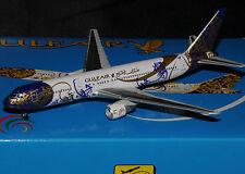 """DODO Diecast 1/400 Gulf Air b767-300 a40-gj"""" 50 Th Anniversary"""""""