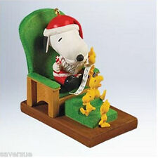 2011 Hallmark Keepsake Ornament  - The Peanuts Gang - Snoopy Claus QXI2899