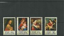 FIJI SG934-937 CHRISTMAS 1995 SET MNH