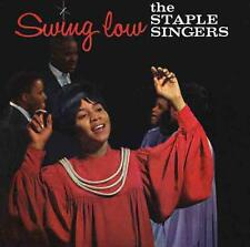 The Staple Singers - Swing Low LP REISSUE NEW w/ INSERTS MISSISSIPPI