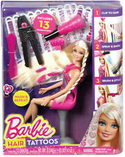 Barbie - Hair Tattoos Doll - BDB19 ** GREAT GIFT **