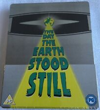 The Day The Earth Stood Still Steelbook - Limited Edition Blu-Ray **Region Free*