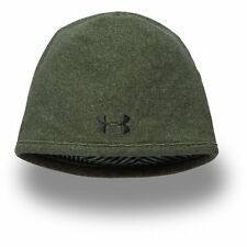 UNDER ARMOUR NEW Men's Beanie UA ColdGear Infrared Green BNWT