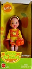 Fruitastic Orange You Sweet Melody Doll(Friend of Kelly, Sister of Barbie) (New)