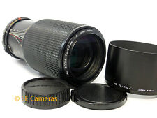 MINOLTA MD 70-210MM F4 MC MD ZOOM LENS *EXCELLENT CONDITION*