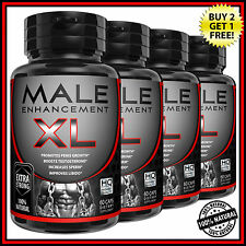 MALE ENLARGER XL SEXUAL PERFORMANCE ENHANCEMENT GROWTH PILLS MALE TESTOSTERONE