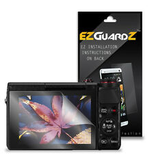 1X EZguardz LCD Screen Protector Cover Shield HD 1X For Canon G7X (Ultra Clear)