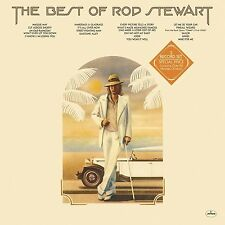 ROD STEWART The Best Of 2014 UK 180g vinyl 2LP + MP3 SEALED/NEW Faces