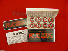 68 x BONES REDS BEARINGS, SUITE SCOOTERS,SKATE BOARDS,INLINE SKATES *NEW *