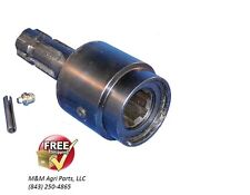 "Ford Tractor 2N 8N 9N 1 1/8"" - 1 3/8"" PTO OVER RUN OVERRUNNING CLUTCH / COUPLER"