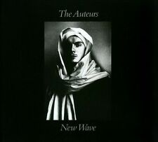 New Wave [Digipak] by The Auteurs (CD, Feb-2014, 2 Discs, 3 Loop Music)
