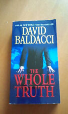 The Whole Truth by David Baldacci (2009, Paperback, Reprint)