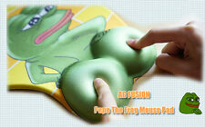 Pepe the frog Sad frog 3D Sexy Ass Mouse Pad NEW