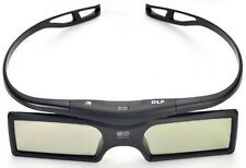 Sintron] 2X 3D Active Glasses for DLP-Link Optoma 3D Glasses HD90+ HD91+ ML1500e