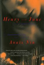 """Henry and June: From """"A Journal of Love"""" -The Unexpurgated Diary of Anais Nin (1"""