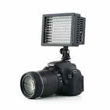 160 LED Studio Video Light For Canon Camera DV Camcorder FY